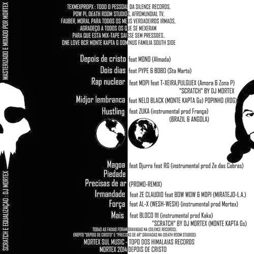 Mortex, Depois de Cristo, mixtape, 2014