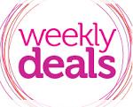 Elke week nieuwe weekly deals