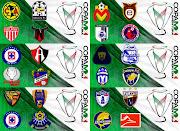 LISTA LA COPA MX 2013 (copa mx)