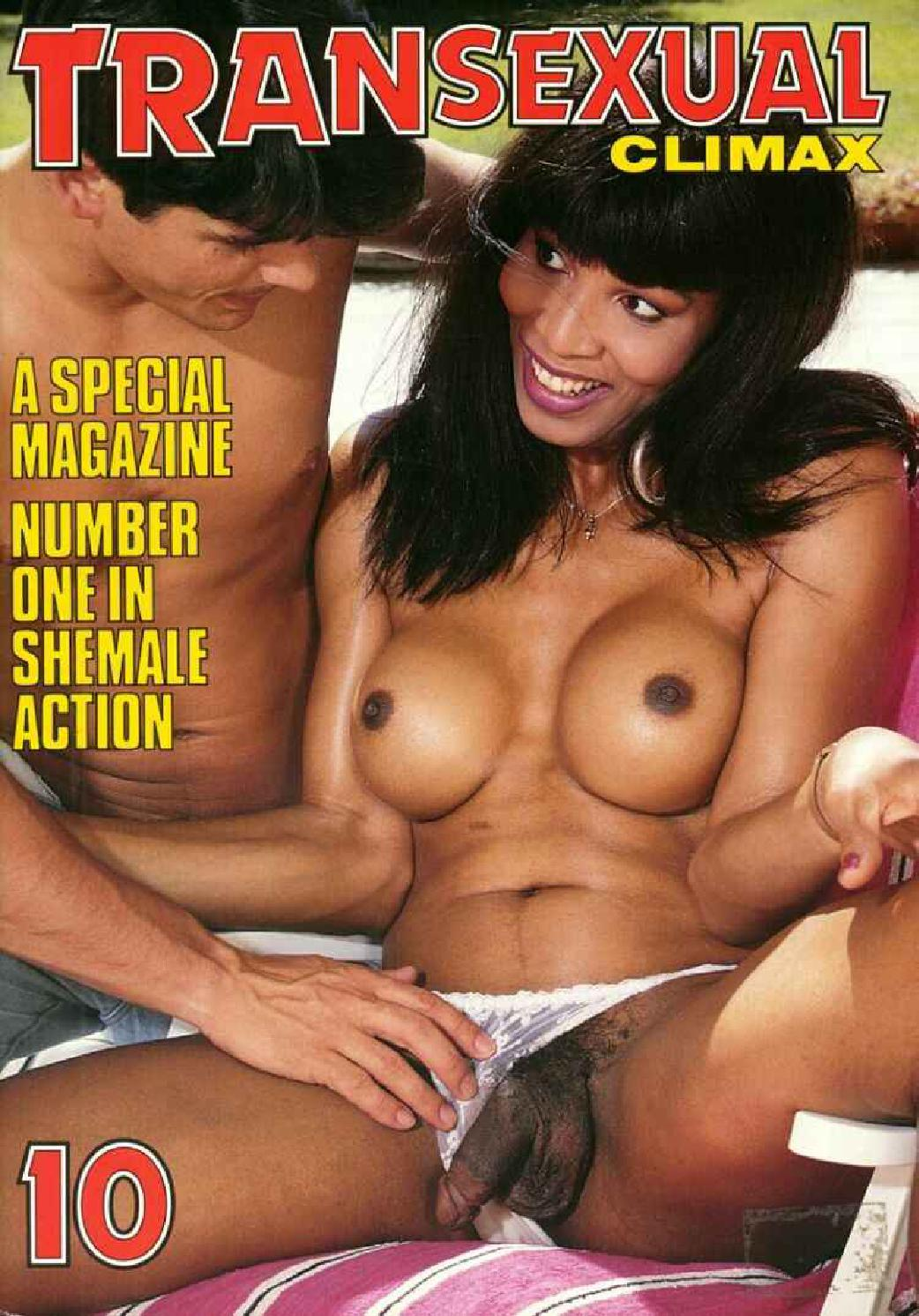 Transexual Climax Porn Movies 32