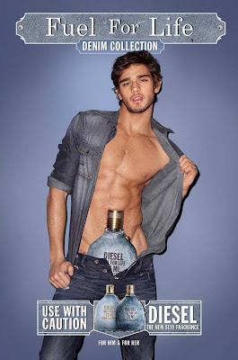 Perfume Masculino Fuel For Life Denim Collection