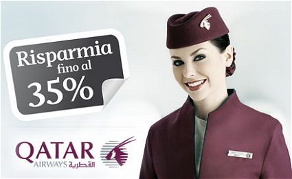 promozione Qatar Airways