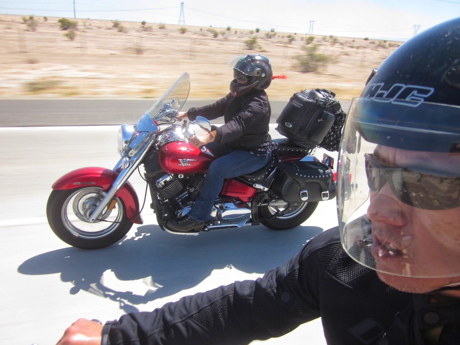 san diego to phoenix motorcycle