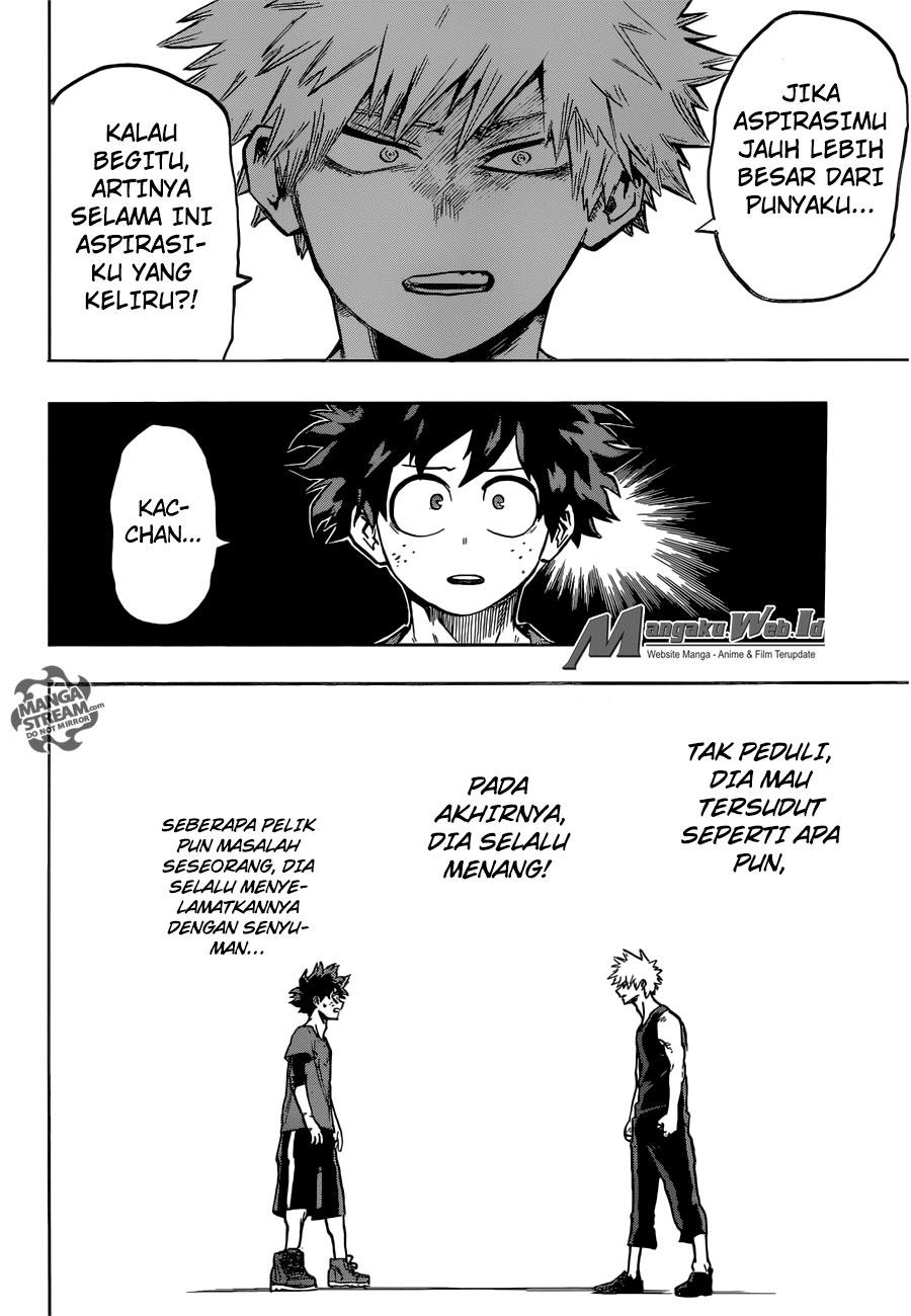 Boku no Hero Academia Chapter 117-12