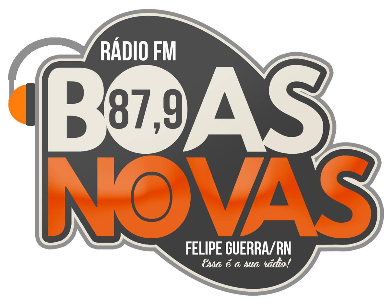 LOGO BOAS NOVAS FM