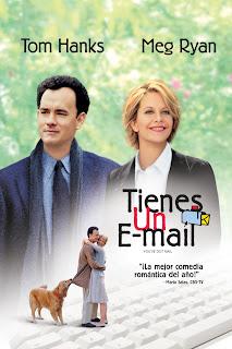 Tienes un E-Mail / You've Got Mail Poster