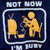 Too Busy to be Loved