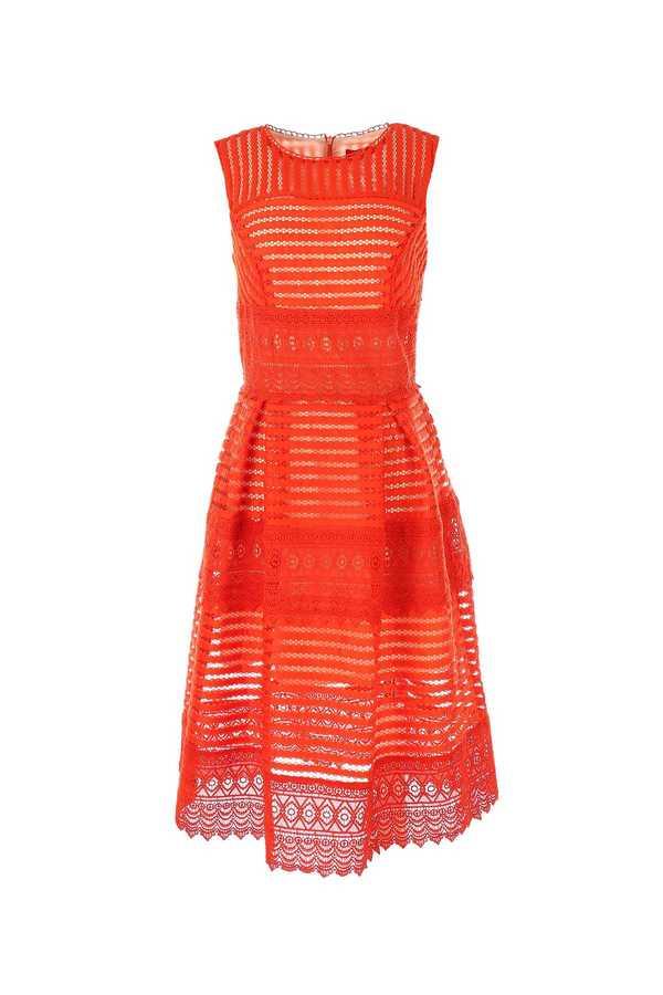 Νew in summer ! Coctail φορεμα δαντελα κροσε