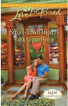 Small-Town Hearts available at Amazon.com, BarnesandNoble.com and ChristianBookDistributors.com!