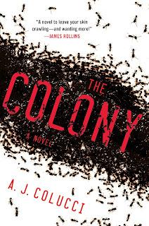 http://www.amazon.com/The-Colony-A-J-Colucci/dp/1250001293