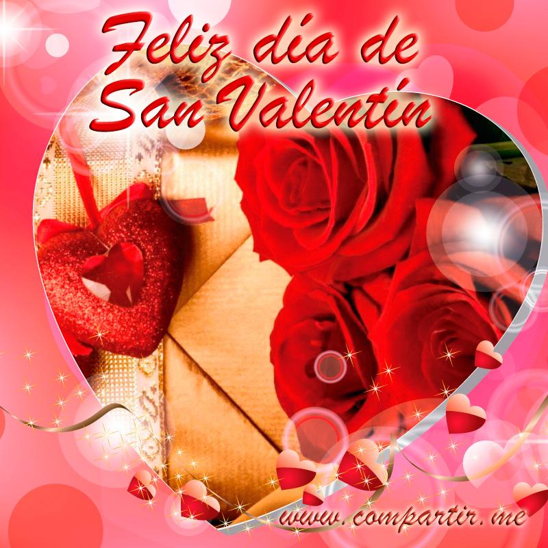 Imágenes de Regalos y Rosas para el Día de San Valentín