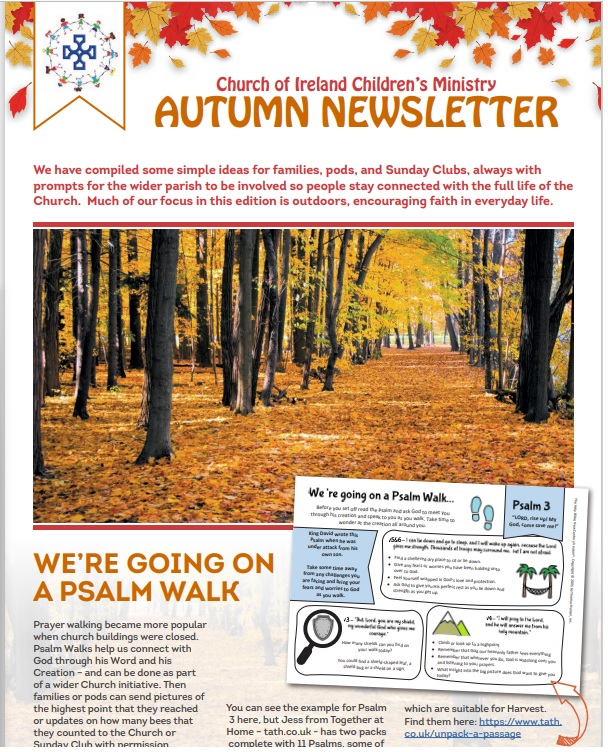 Childrens Ministry Newsletter