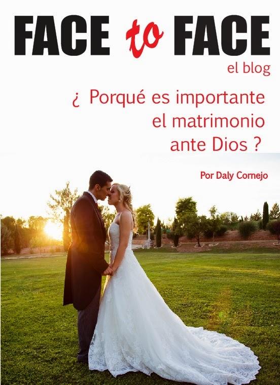 El Matrimonio Catolico Tiene Efectos Civiles : Face to porqué es importante el matrimonio ante dios