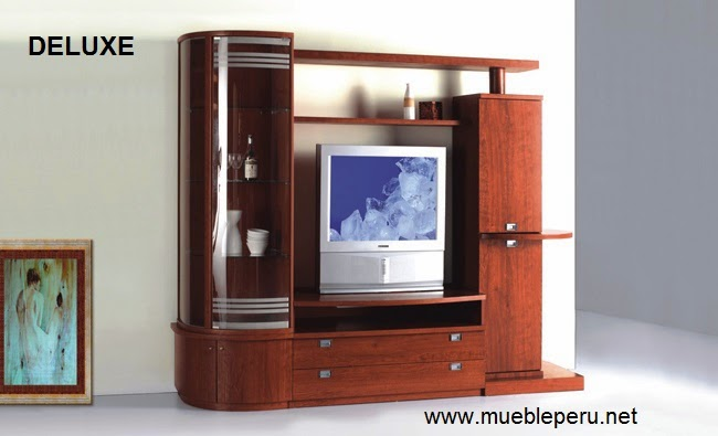 Muebles tv febrero 2015 for Muebles de sala para tv modernos