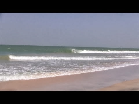 Surf exploration in the heart of the desert Mauritania by Kepa Acero