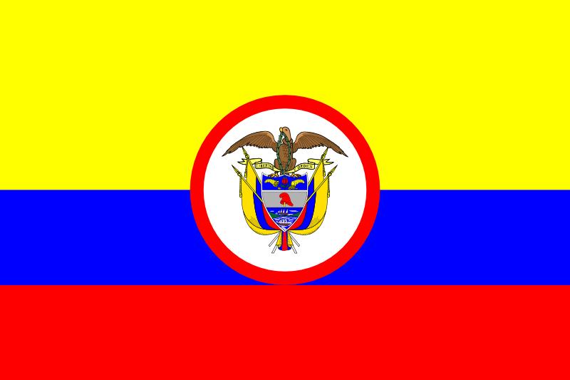 COLOMBIA #3, GRACIAS!