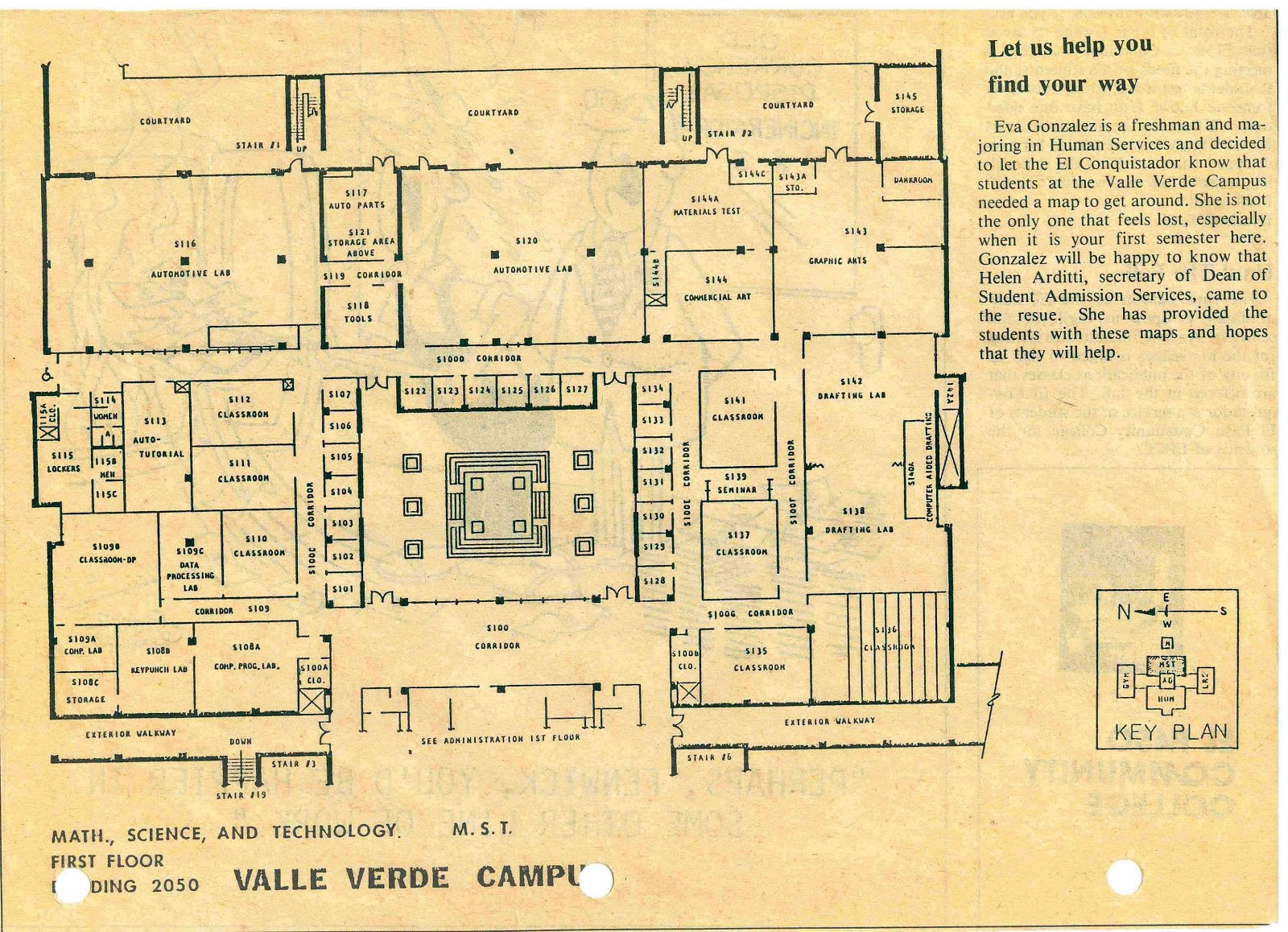 Epcc Valle Verde Map Related Keywords Suggestions Epcc Valle