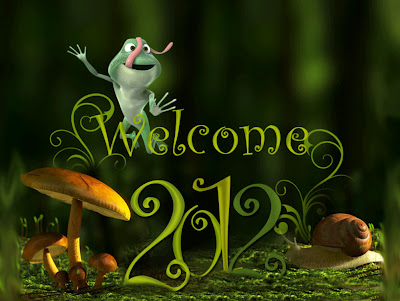 Bienvenido 2012 - Welcome to the beginning of the end