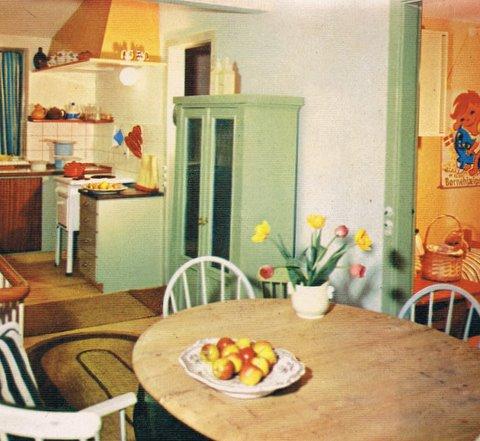Dengang i 50erne: Ønskehus anno 1948