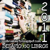 Desafio 2011: 50 Libros
