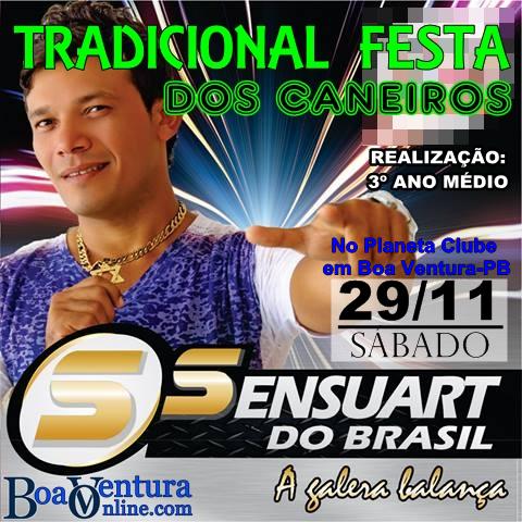 TRADICIONAL FESTA DOS CANEIROS