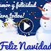 Feliz navidad - Paz, amor, esperanza y mucha felicidad para cada uno de ustedes.