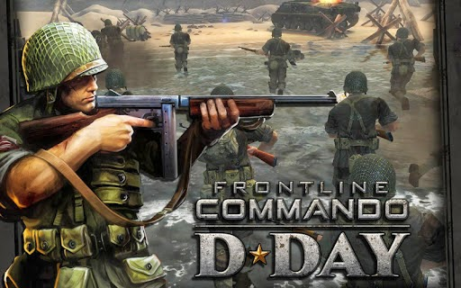 FRONTLINE COMMANDO: D-DAY v3.0.4 (Mod Money) APK+DATA