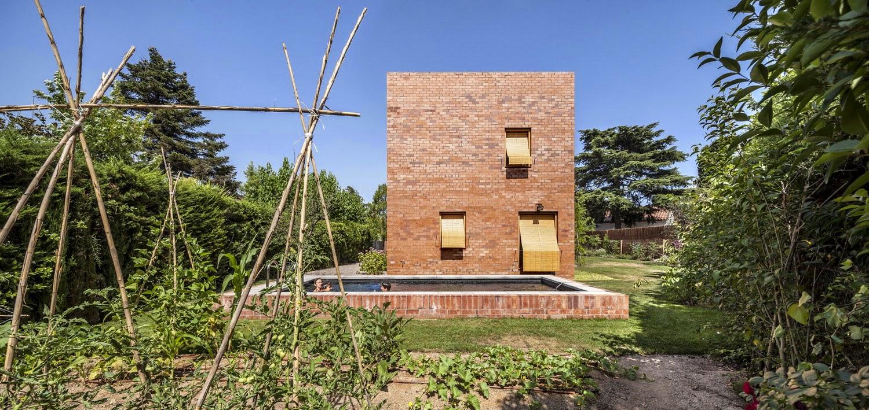 Arquitectura zona cero espacios intersticiales casa - Arquitectura sant cugat ...
