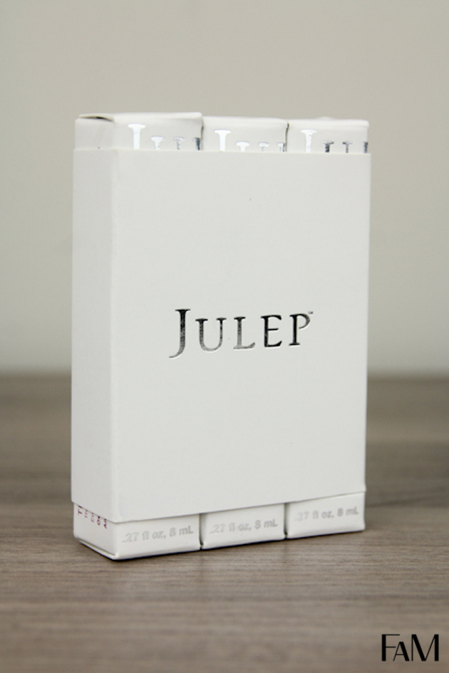Julep Maven Nail Polish - Josephine, Catrina, Candace - It girl - Review and Swatches