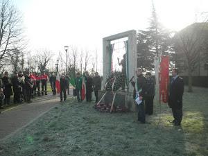 Concesa commemorazione Giorno della Memoria 27 gennaio 2013
