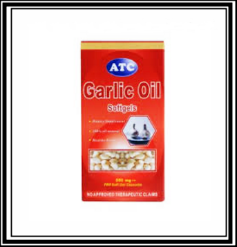ATC GARLIC OIL