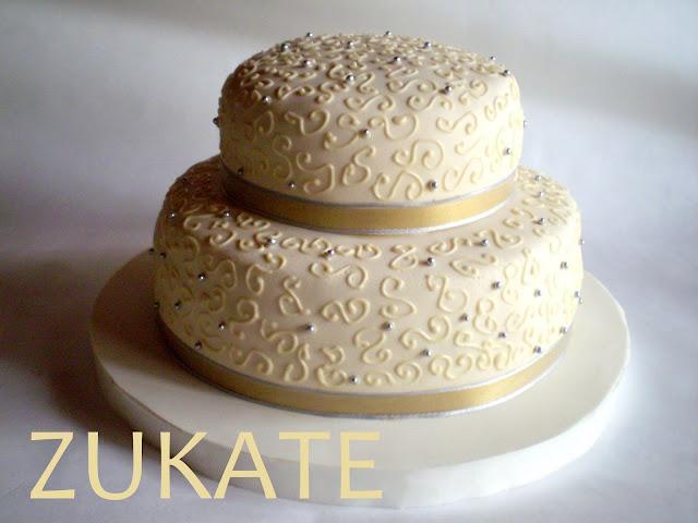 Torta Con Arabescos JPG