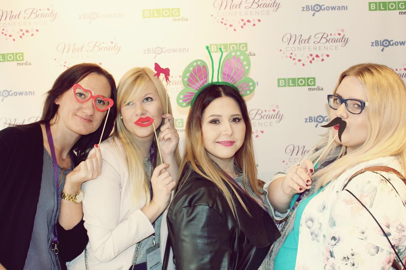 Krótka relacja z konferencji Meet Beauty - Warszawa 24.10.2015