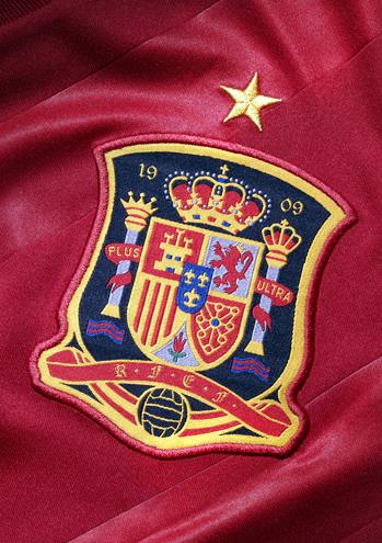 escudo selección española de fútbol