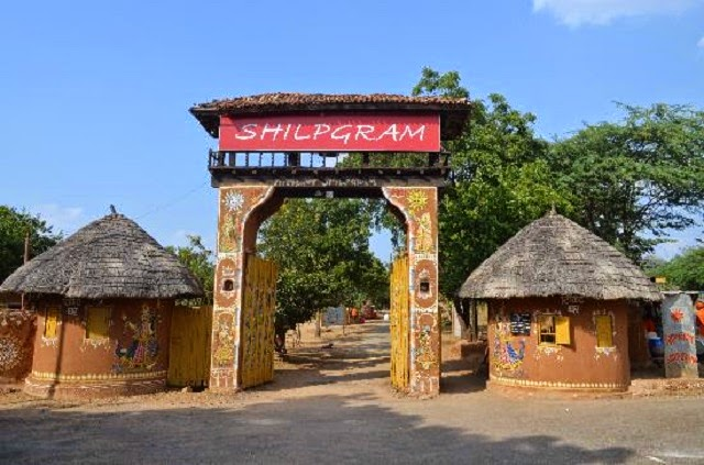 Shilpgram - the Rural Arts and Crafts Complex