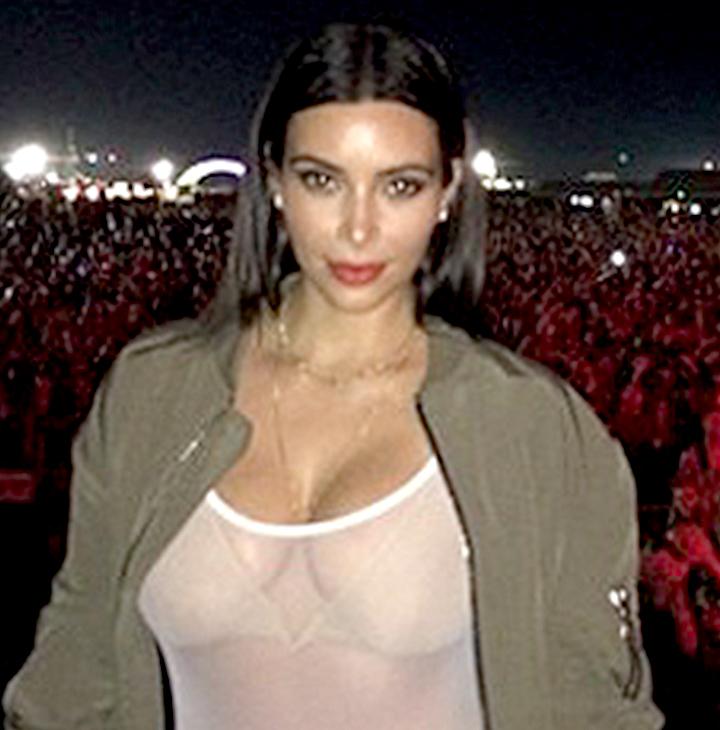 Opinion bonnaroo kim kardashian charming message