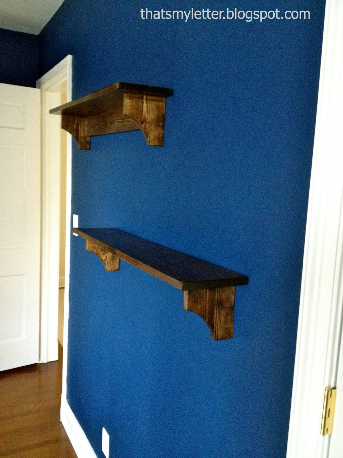 Wall picture shelves : Simple wall shelf plans