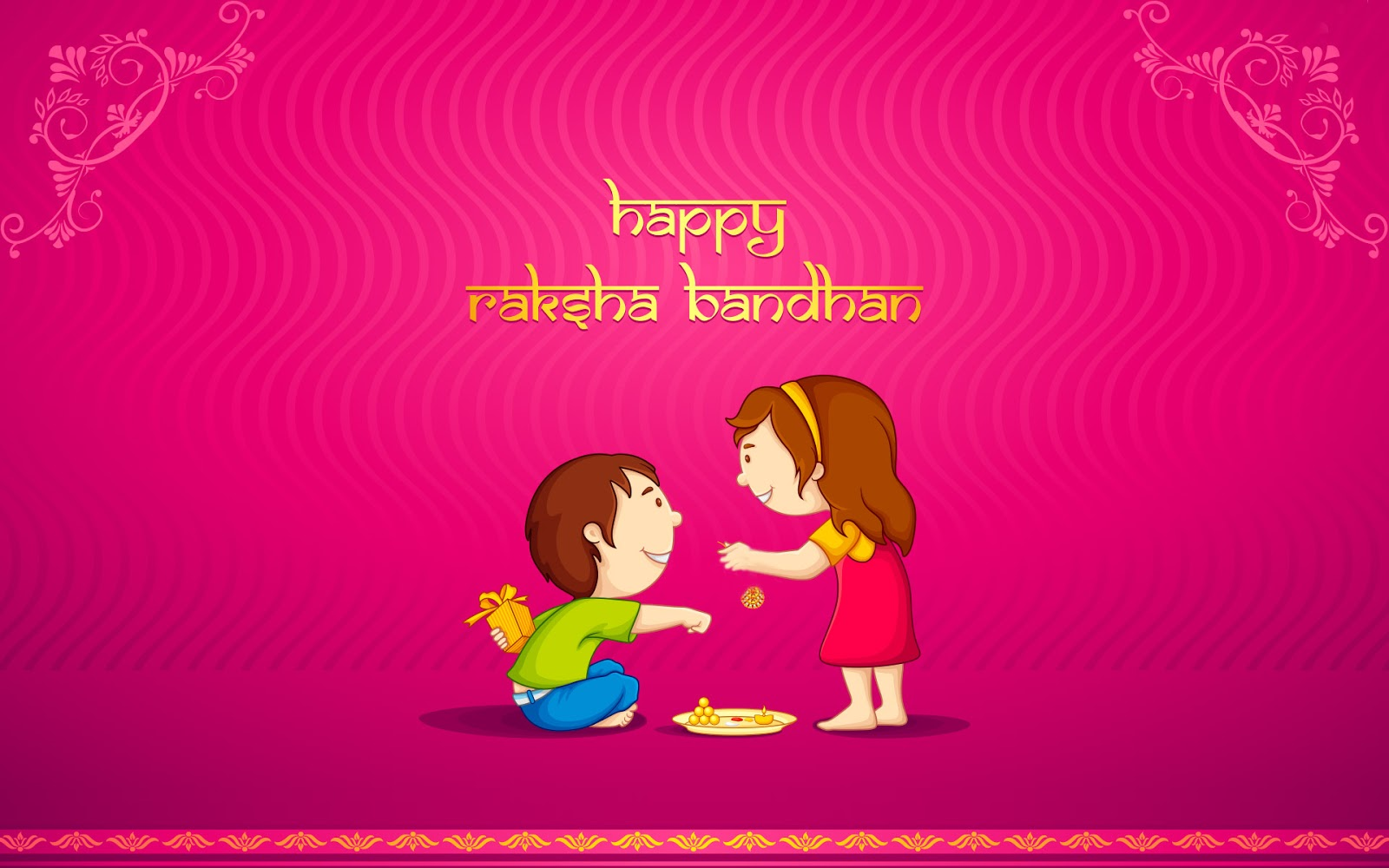 Raksha bandhan quotes for Brother & Sister