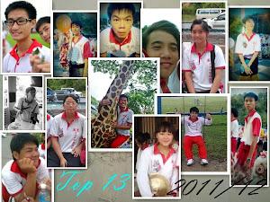 2011/2012 Top 13