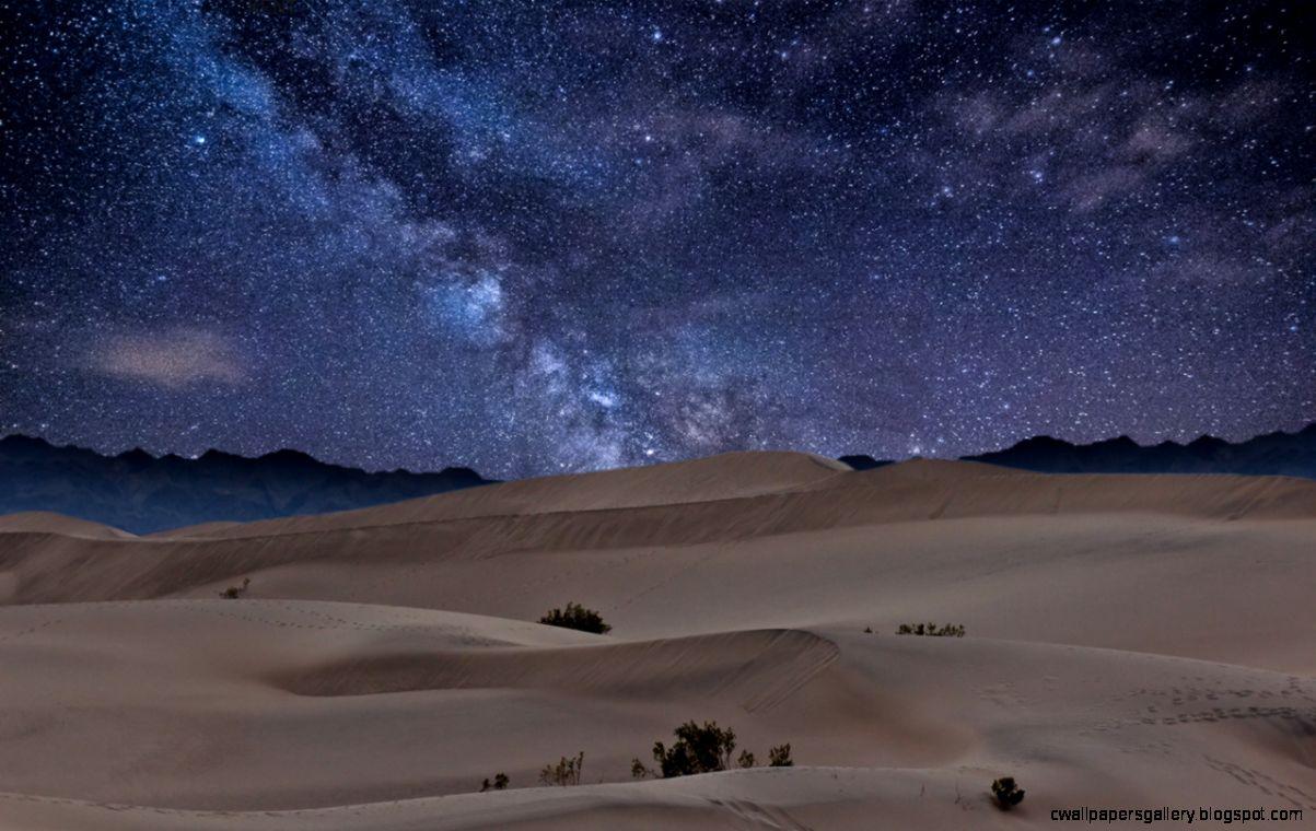 Desert Night Sky by monkypoo on DeviantArt