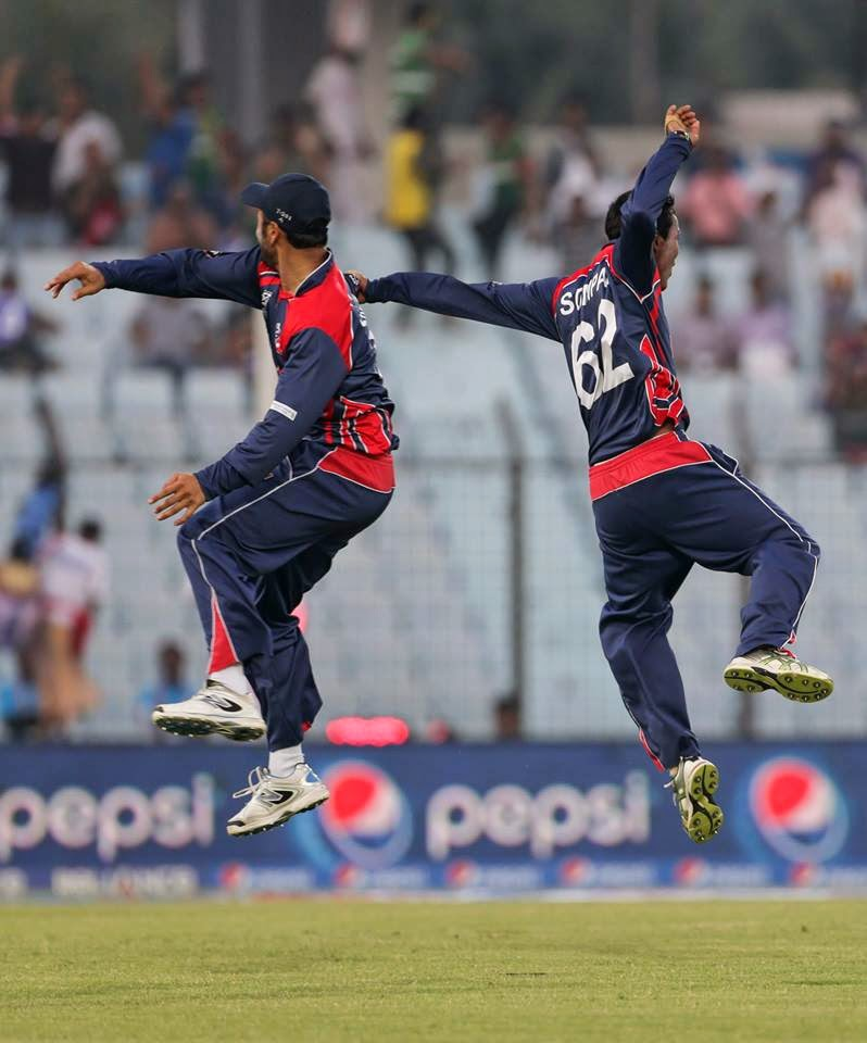 Nepal Won by 9 runs