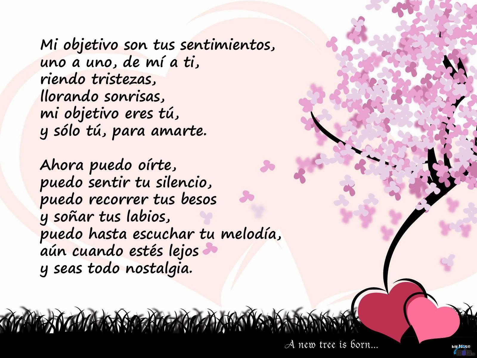 Imagenes De Amor Con Poemas Bonitos - Imagenes bonitas romanticas de amor con frases para