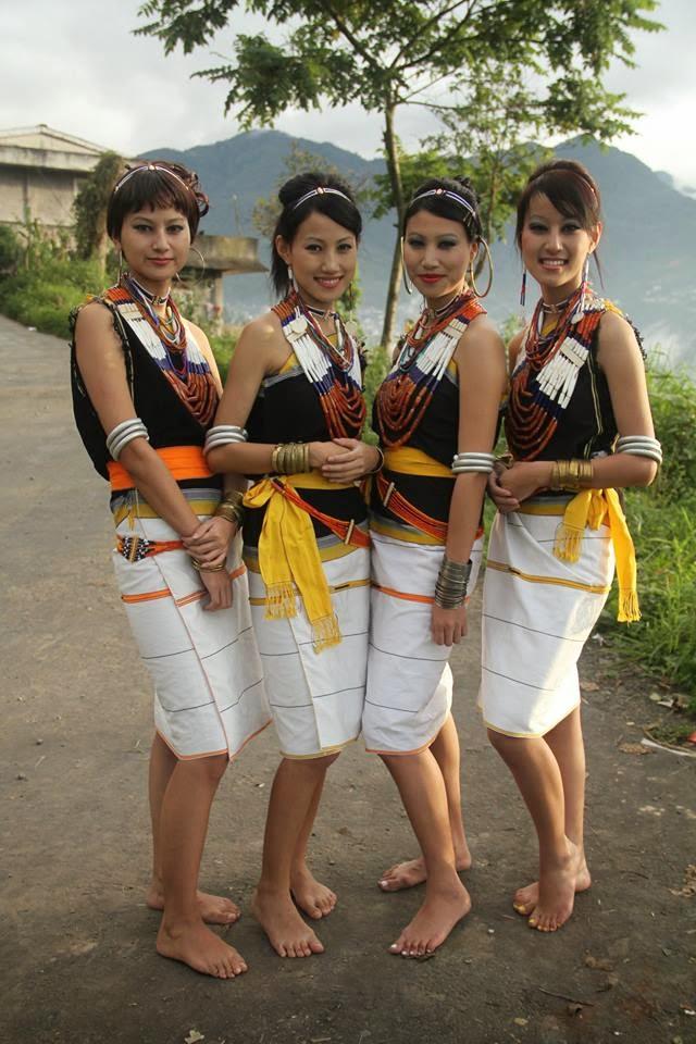 Tetseo Sisters, Nagaland Music, Al Ngullie