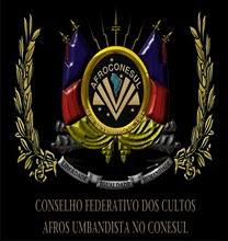 Brasão Afroconossul