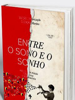 """Antologia Poética """"Entre o o sonho e o sonho"""""""