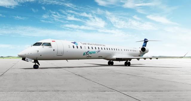 Explore Jet Salah Satu Brand Andalan Baru Dari Maskapai Garuda