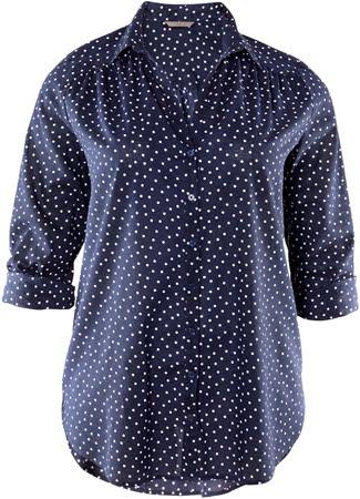 camisas mujer tallas grandes primavera verano 2012