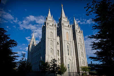 Touristspot is Salt Lake Temple