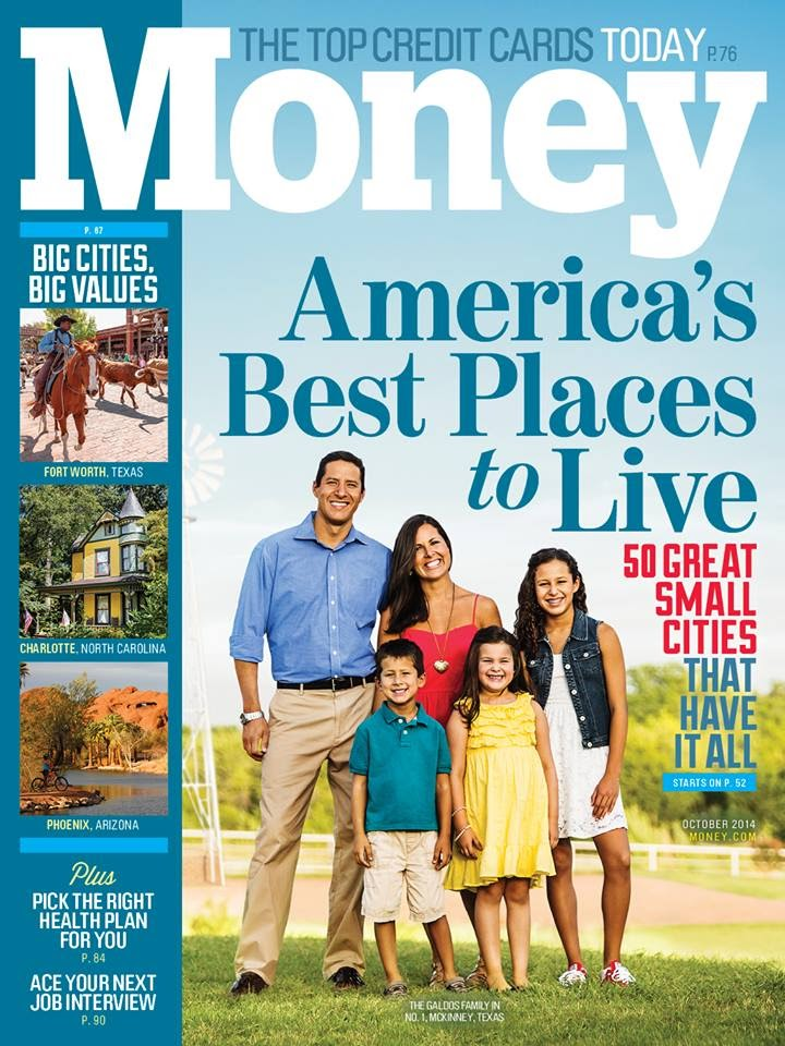 Money magazine reveals what we already know charlotte is Best small towns to live in usa
