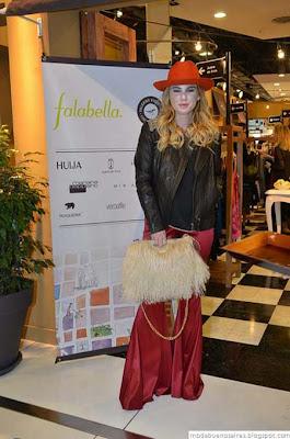 Diseño de autor en Falabella. Indumentaria femenina de diseño.